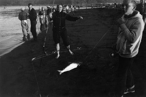 Garry Winogrand, Kalamath River, California, 1964