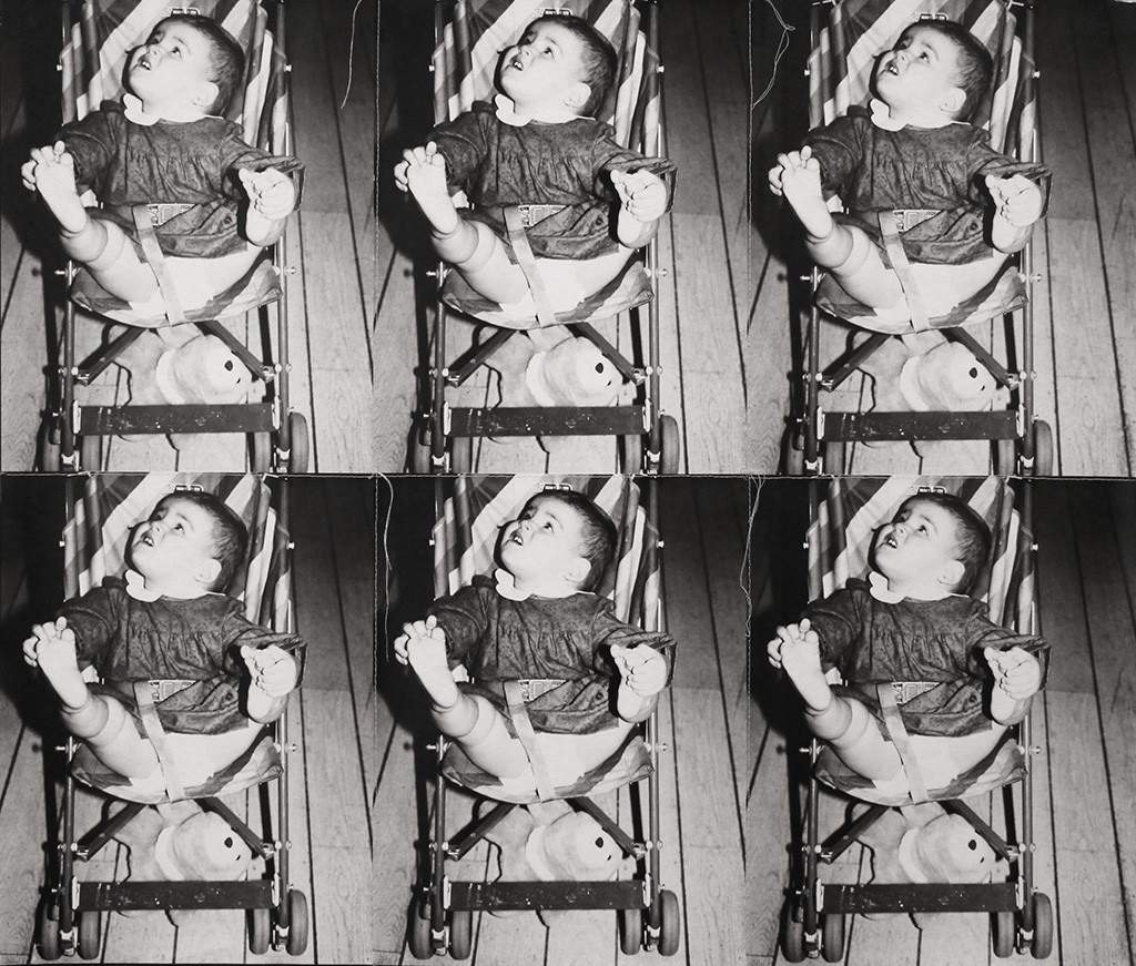 Andy Warhol, Baby in Stroller, 1976-86