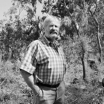 David Goldblatt, Ex-Offenders: Hennie Gerber where he tortured and then murdered Samuel Kganakga, Heriotdale, Johannesburg. , 14 April 2010