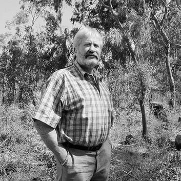 David Goldblatt, Ex-Offenders: Hennie Gerber where he tortured and then murdered Samuel Kganakga, Heriotdale, Johannesburg. , 14 April 2010