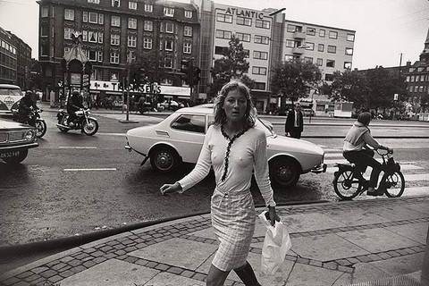Garry Winogrand, Copenhagen, Denmark, c. 1967