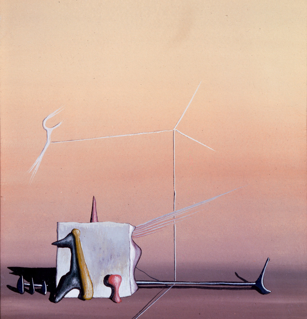 Yves Tanguy (French, 1900-1955), Untitled, 1940