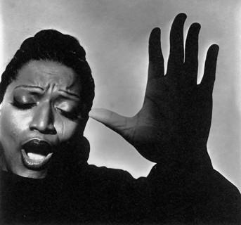 Irving Penn, Jessye Norman, New York, 1963