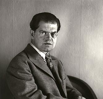 August Sander, Inventor and Dadaist, 1929