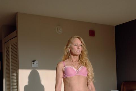 Jocelyn Lee, Untitled (Ginger in Maine), 2009