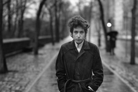 Richard Avedon, Bob Dylan, singer, New York City, February 10, 1965