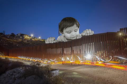 JR, GIANTS, Kikito, September 6, 2017, 9:41 p.m., Tecate, Mexico - USA, 2017