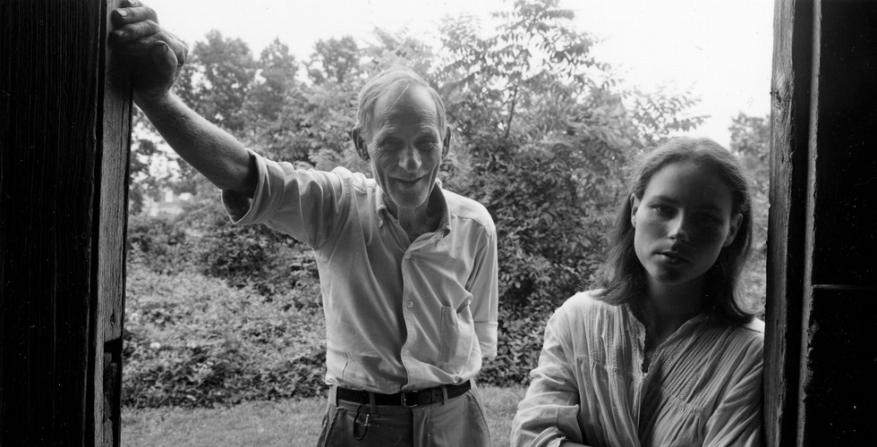 Emmet Gowin, Raymond Booher and Edith, Danville, Virginia, 1969