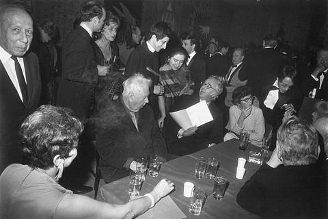 Garry Winogrand, Opening, Alexander Calder Exhibition, The Museum of Modern Art, New York, 1969