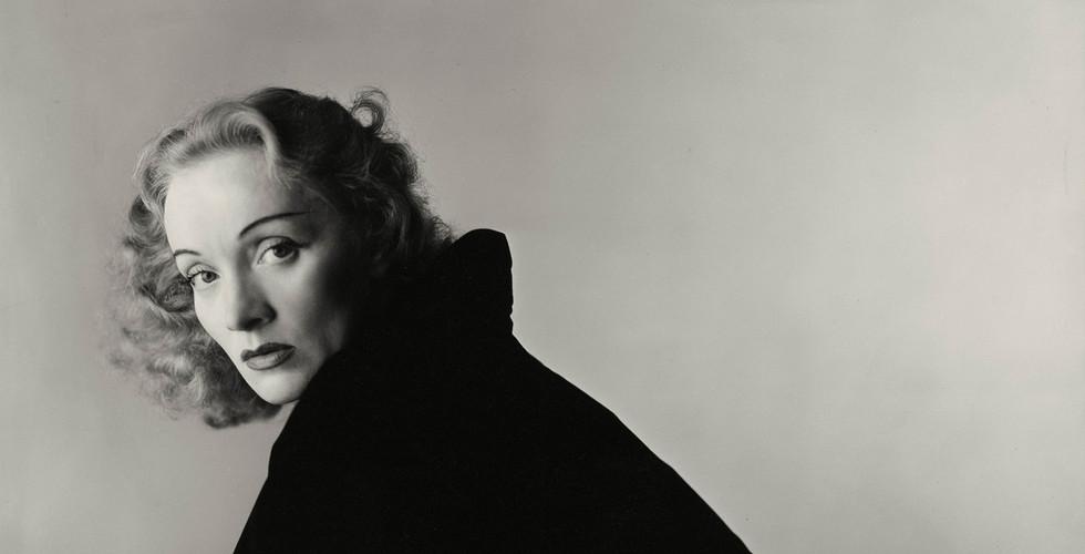 Irving Penn, Marlene Dietrich, New York, 1948
