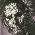 Emmet Gowin, Edith in Panama: Leaf Mask, 2004