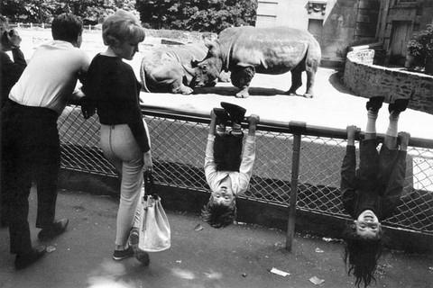 Garry Winogrand, New York, ca. 1963