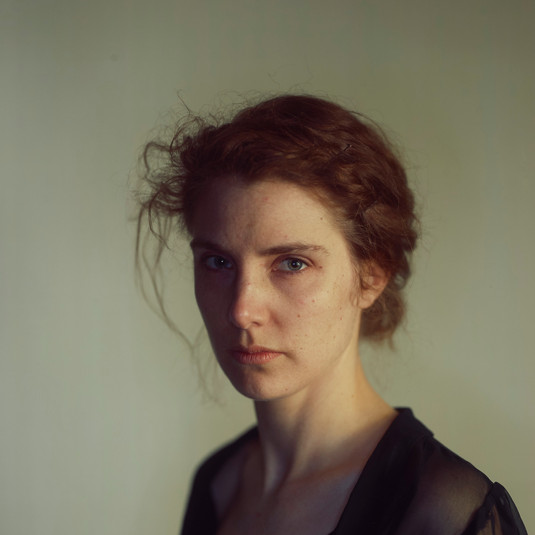 Richard Learoyd, Agnes (first picture), April 2018