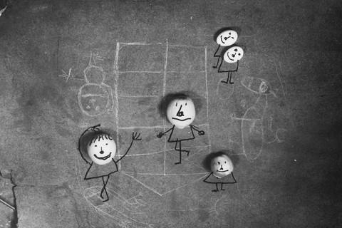Saul Steinberg, Untitled, c. 1950