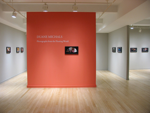 Duane Michals: Photographs from the Floating World