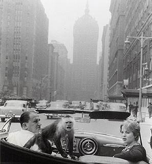 Garry Winogrand, Park Avenue, New York, 1959