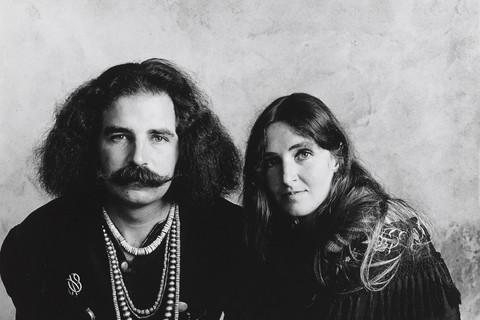Irving Penn, Hippie Couple, San Francisco, 1967