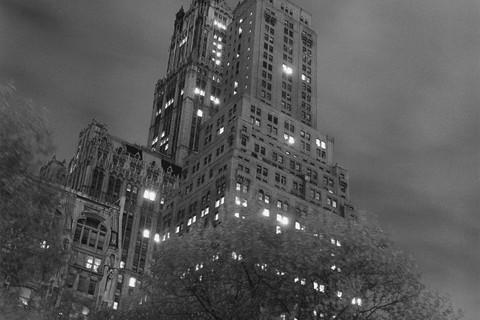 Peter Hujar, Woolworth Building, 1976