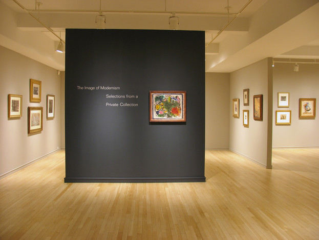 The Image of Modernism: Work from a Private Collection
