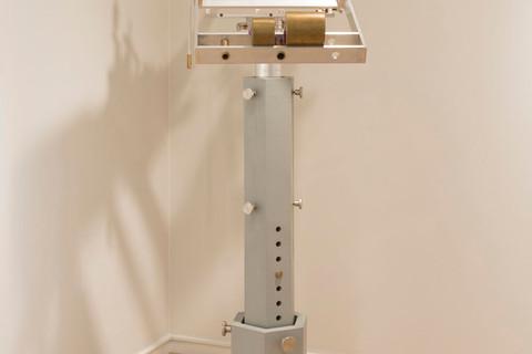 Richard Benson, Telescope mount, 2013