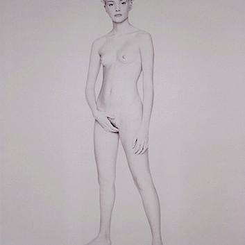 Paolo Roversi, Jaimee, Paris, Studio 9 rue Paul Fort, 1996