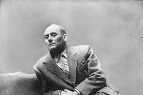 Irving Penn, Joan Miró (1 of 2), New York, 1947