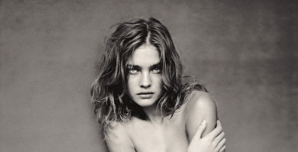 Paolo Roversi, Natalia, Studio rue Paul Fort, Paris, November 23rd 2003