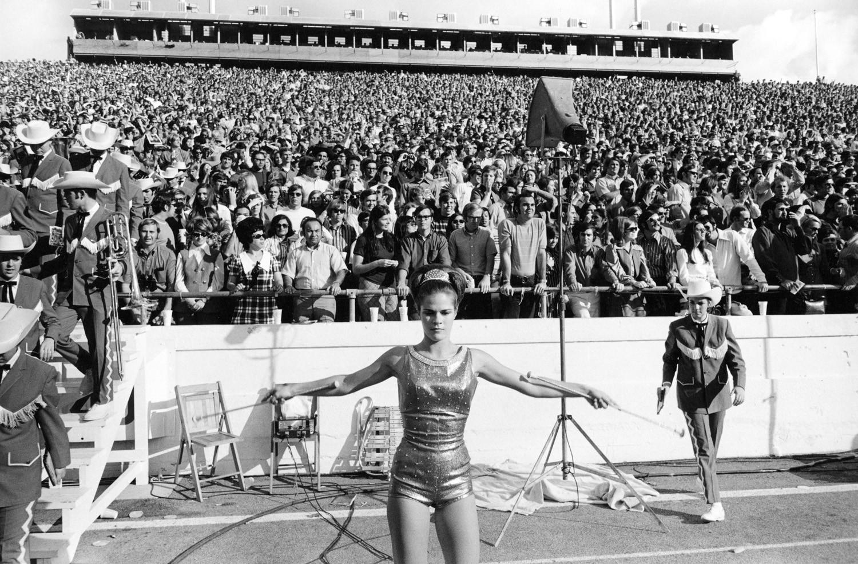 Tod Papageorge, Cotton Bowl (Notre Dame vs. Texas), Cotton Bowl Stadium, Dallas, January 1, 1971