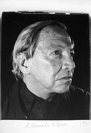 Chuck Close, Robert, 1997