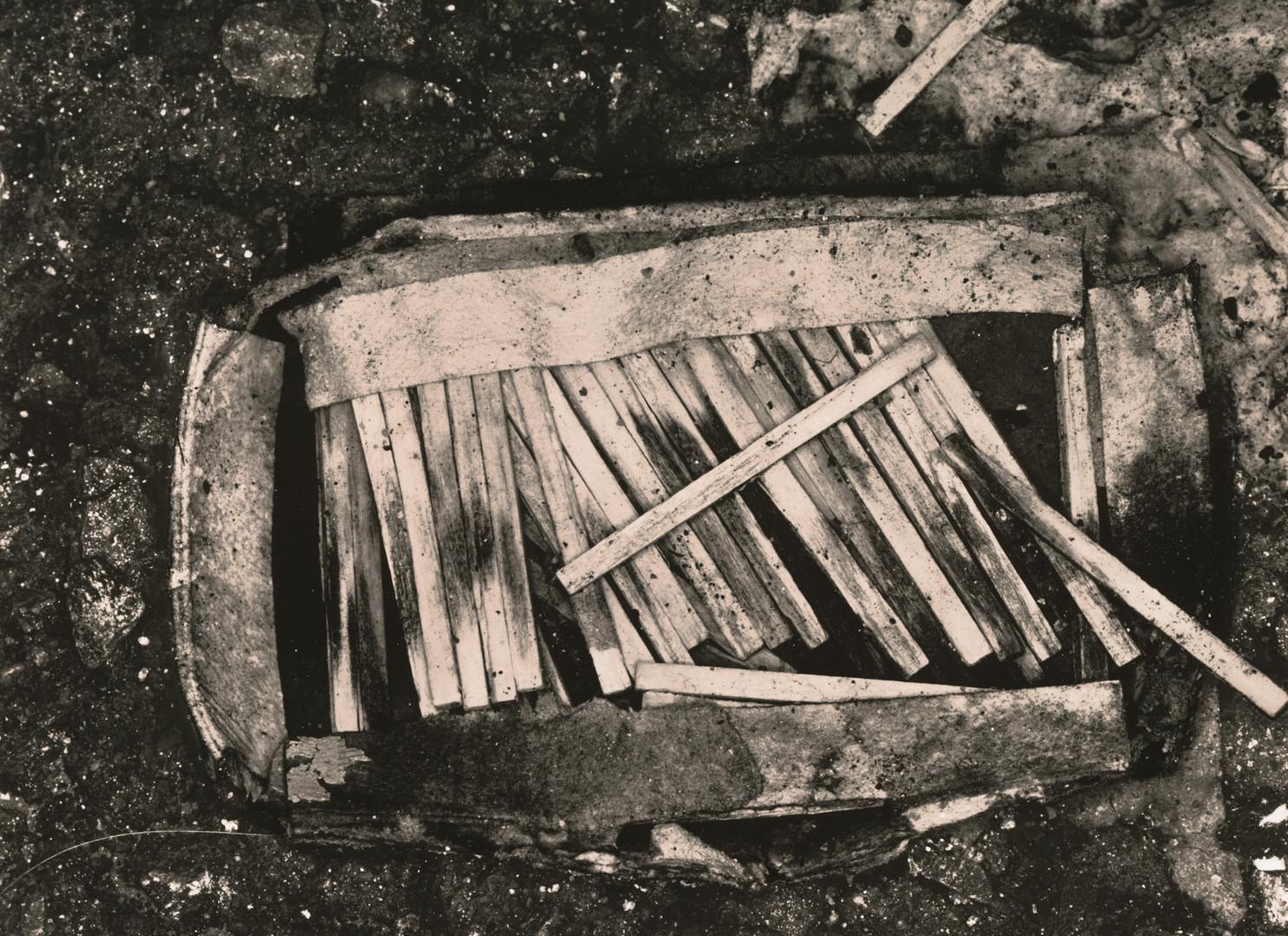 Irving Penn, Underfoot XXXI, New York, 2000