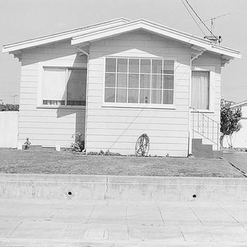 Henry Wessel, El Cerrito, California, 1984