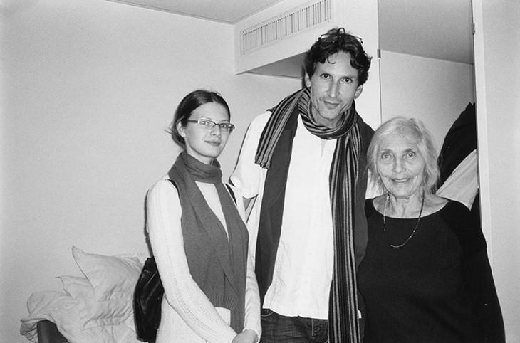 Robert Frank, Aline, Alan Lenski, June Leaf, n.d.