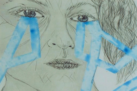 Kiki Smith, Looksee XV11, 2012