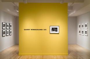 Garry Winogrand: Six