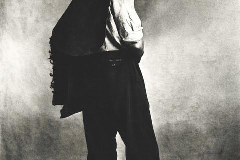 Irving Penn, Coal Man (B), London, 1950