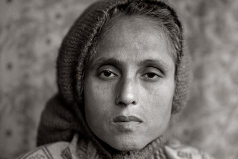 "Fazal Sheikh, Lakshmi (""The goddess of wealth""), Vrindavan, India , 2005"