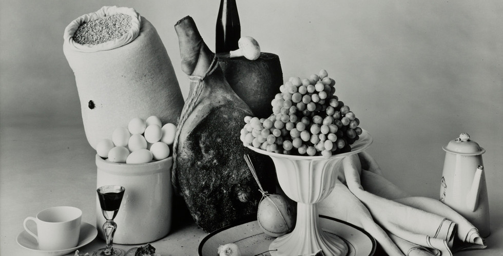 Irving Penn, New York Still Life, New York, 1947
