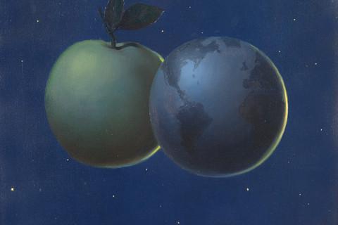 René Magritte (Belgian, 1898-1967), L'Autre Son de Cloche, 1951