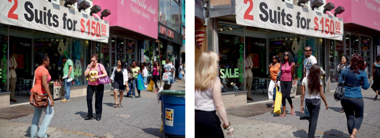 Paul Graham, 34th Street, 4th June 2010, 3.12.58 pm