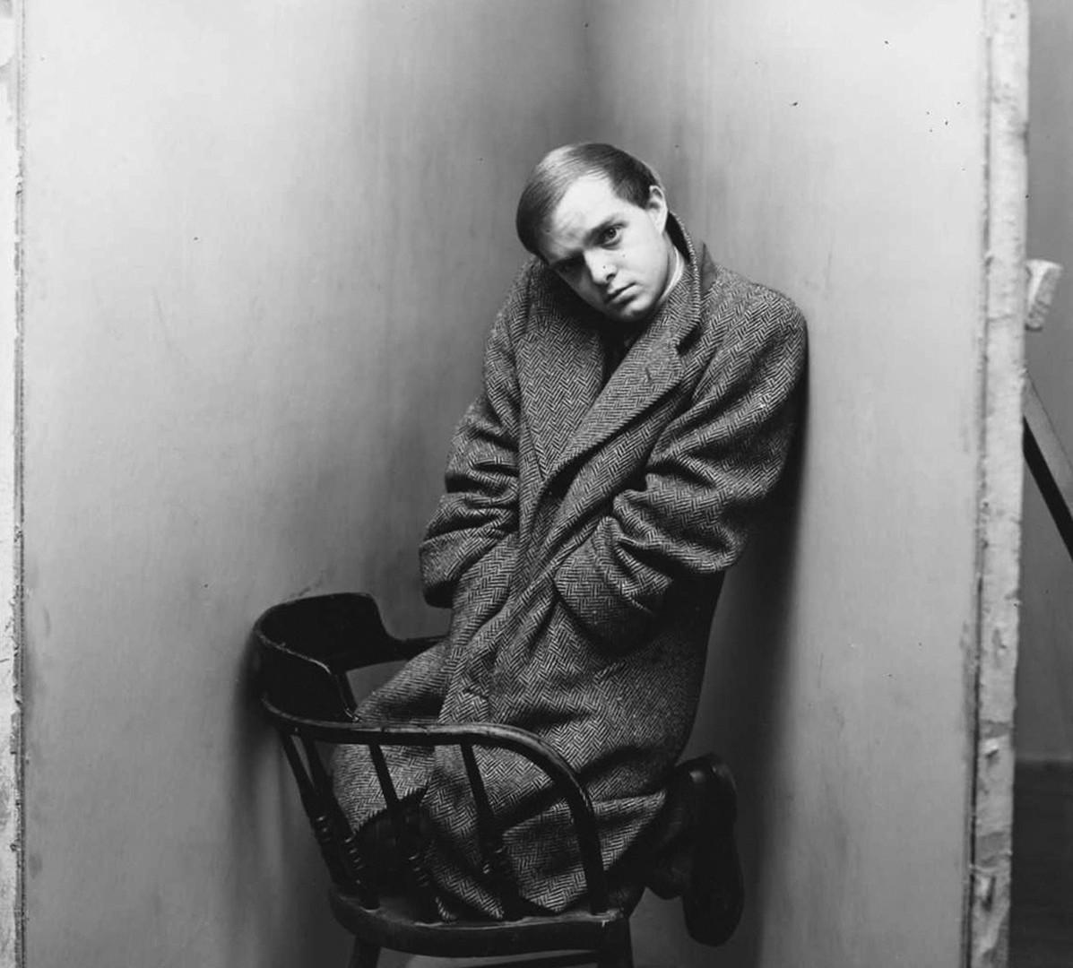 Irving Penn, Truman Capote, New York, 1948