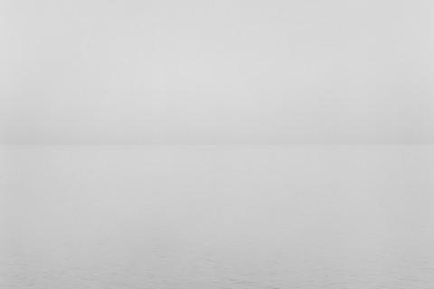 Hiroshi Sugimoto, Lake Superior, Cascade River, 1995