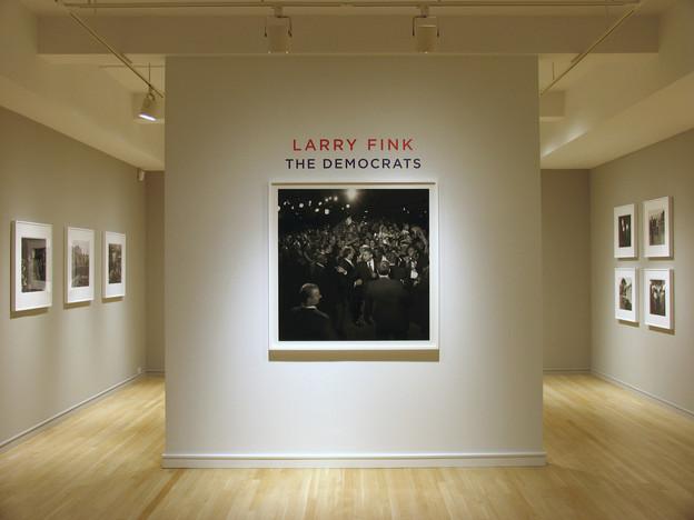 Larry Fink: The Democrats
