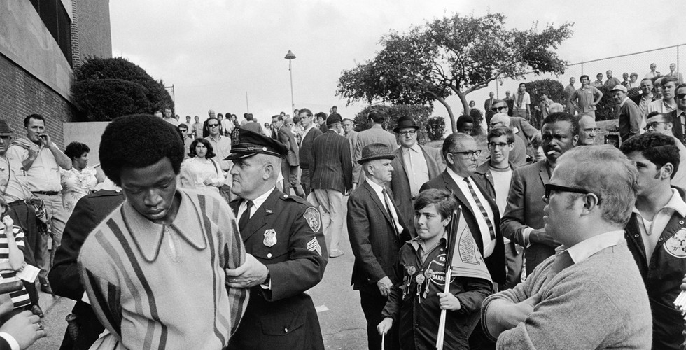 Tod Papageorge, Incident, World Series (Cincinnati vs. Baltimore), Memorial Stadium, Baltimore, October 13-15, 1970