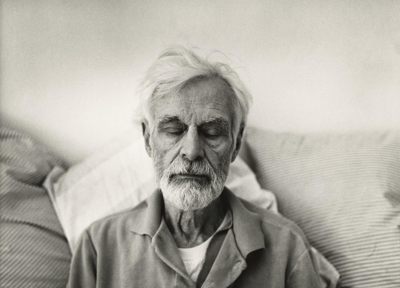 Peter Hujar, Edwin Denby (I), 1975