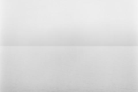 Hiroshi Sugimoto, Lake Superior, Cascade River, 2003