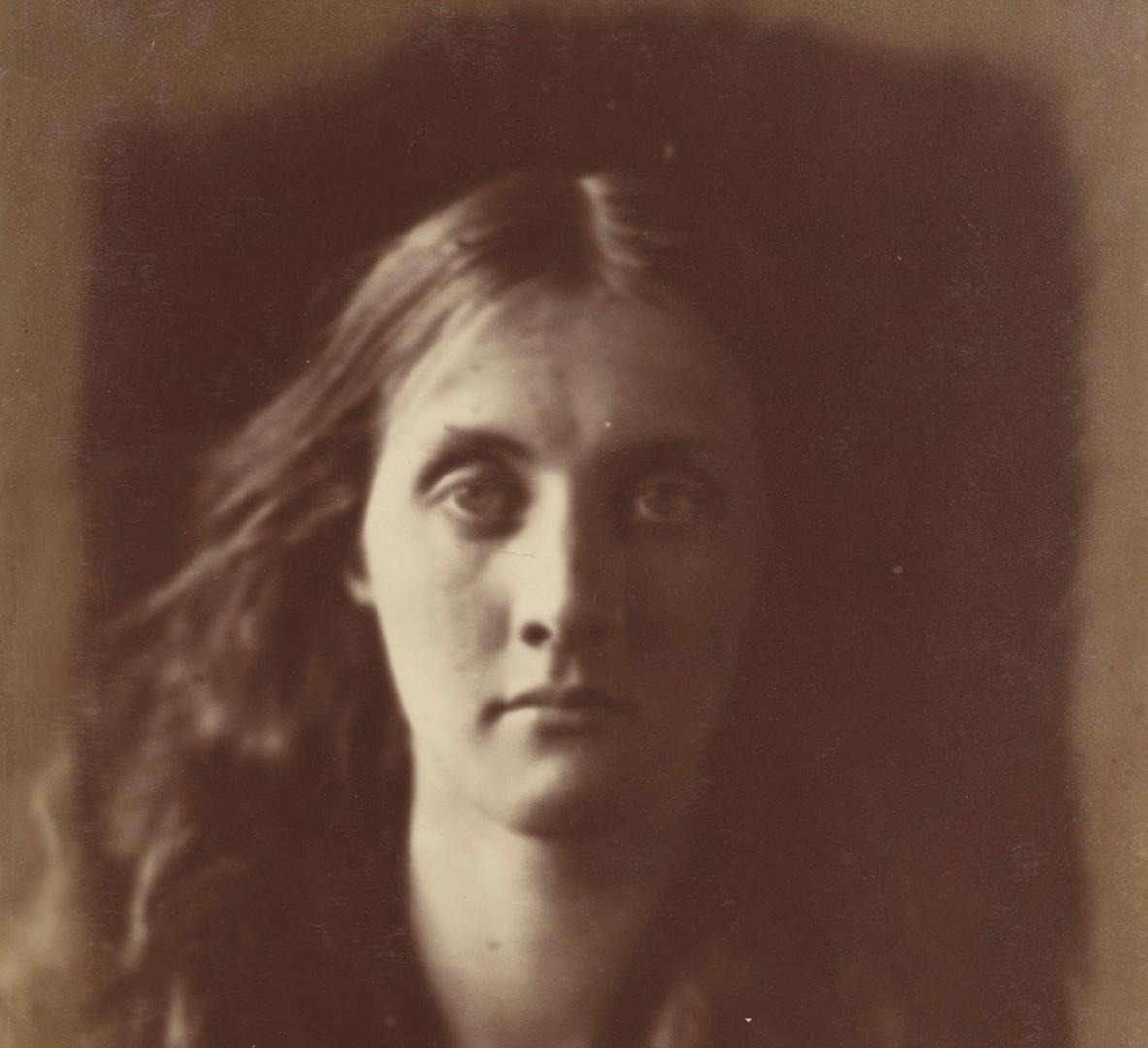 Julia Margaret Cameron, Stella, 1867