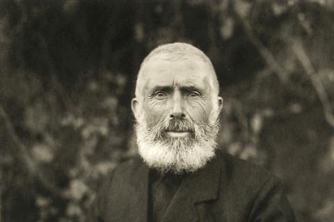 August Sander, The Man of the Soil, 1910
