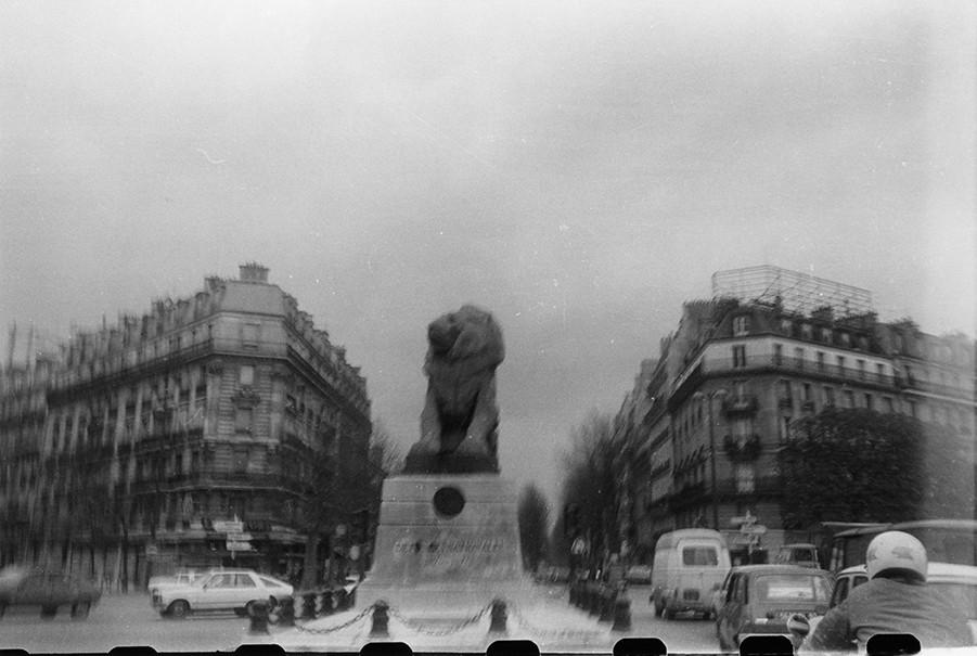 Robert Frank, Paris, Denfert-Rochereau, n.d.