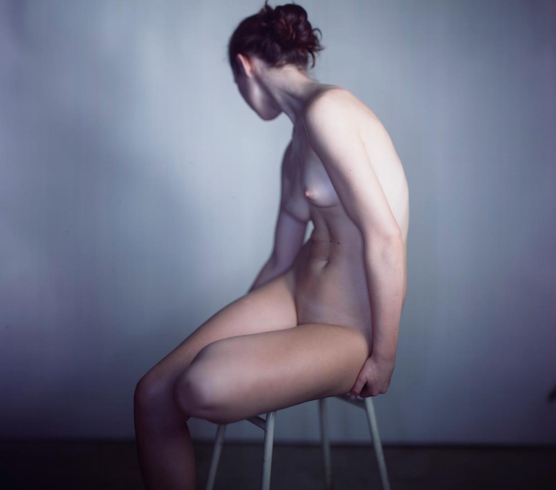 Richard Learoyd, Colleen Nude, 2017