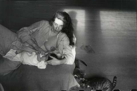 Robert Frank, Mary and Pablo, New York, 1951